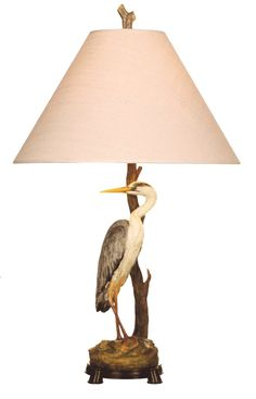 Heron Table Lamp -
