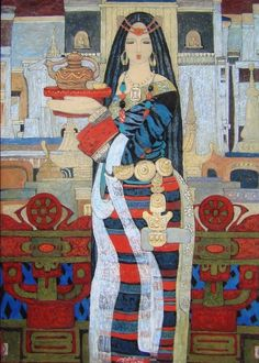 """Guests From a Distance"" by Chen Yongle"