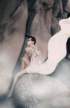 "Professional Fashion Photographer   Baddogz.JiN: ""The Hidden Wings"" by Baddogz.JiN"