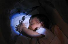 E tu come lo addormenti tuo figlio?