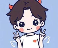 Love Cartoon Couple, Chibi Couple, Cute Love Cartoons, Anime Love Couple, Cute Anime Couples, Persona Anime, Dibujos Anime Chibi, Cute Couple Wallpaper, Matching Wallpaper