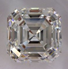1.77-Carat Asscher Cut Diamond This Fancy-cut F-color, and VS2-clarity diamond comes accompanied by a diamond grading report from GIA $14584.80