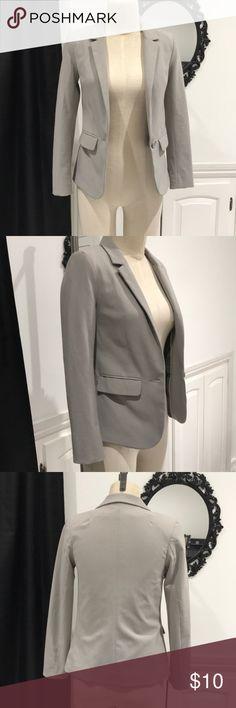 Grey blazer Grey blazer H&M Jackets & Coats Blazers