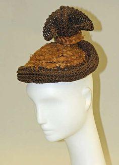 1890-1892 hat