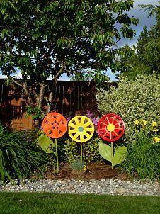 Garden Decor Ideas :: The Weathered Door's clipboard on Hometalk :: Hometalk