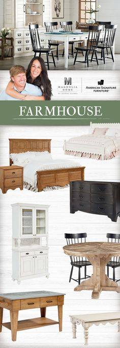 Farmhouse style is a timeless take on the charm and simplicity of days gone by. Magnolia Home by Joanna Gaines.