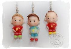 Selección Española de futbol. Fifa world cup 2014 cold porcelain