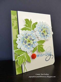 Paper Pleats and Ribbon Roses: PTI Stamp-a-Faire 2016 - Masterpiece Gallery