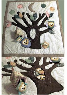 Les p'tits LoupSouris - Page 1 - Les p'tits LoupSouris Owl Crochet Patterns, Quilt Patterns, Tie Dye Crafts, Crocodile Stitch, Felt Books, Baby Sewing Projects, Kids Corner, Newborn Gifts, Baby Crafts