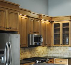 Customizable under cabinet LED lighting | Millwork LED Light Channel - by Edge Lighting