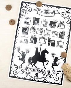 Gratis Printables, Winter Time, December, Diy For Kids, Party Themes, Birthday, Holiday, Christmas, Prints