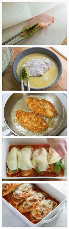 Chicken Parmesan Recipe - Artisan Cook