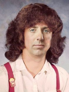 Ah, the The time of ripped fished nets, ugly sweaters, and really big hair. Ever wondered what your favorite NASCAR Sprint Cup drivers would look like if Give Me Your Love, Take That, Greg Biffle, Clint Bowyer, Kurt Busch, Martin Truex, Joey Logano, 80s Hair, Nascar Sprint Cup