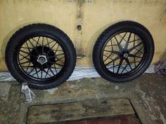 New tires by heidenau k60