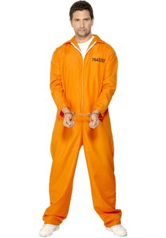 Escaped Prisoner - Occupations Costumes at Escapade™ UK - Escapade Fancy Dress on Twitter: @Escapade_UK