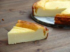 Tarta de mascarpone y yogurt