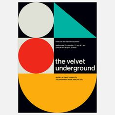 Velvet Underground 17x23.75 now featured on Fab.