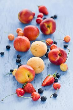 Fruits by The Little Squirrel - Anna Verdina (Karnova)