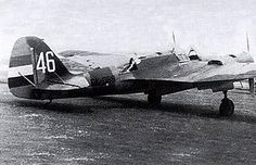 Tupolev SB-2 - Spanish Civil War