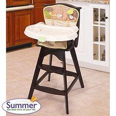 Carteru0027s® Classic Comfort Reclining Wood High Chair  sc 1 st  Pinterest & Loooooove this Wooden High Chair ! | Neato ! | Pinterest | Wooden ... islam-shia.org