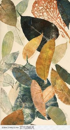 Inspiração na Natureza ! Cores de Outono em harmonia que pode usar na decoração da sua casa.