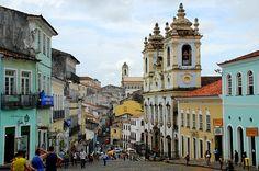 Salvador nº 002 - PELOURINHO ! - Salvador, Bahia