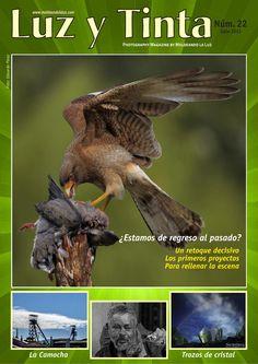 Luzytinta 22 multimedia  Luz y Tinta es la revista de la red social de fotografía Moldeando la luz.  Un red social y una revista creadas por y para los fotógrafos.