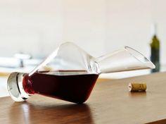 Para ahorrar espacio en la mesa y hacer un  servicio elegante, Up And Down de Spiegelau.