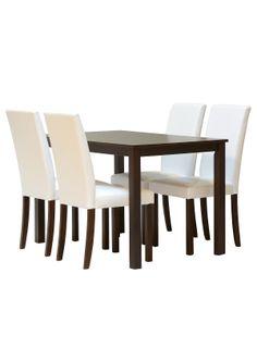 Kodin1, Yllätyspäivät-tarjous, Preston-ruokapöytä ja -tuolit
