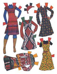 Paper Dolls~Lydia - Bonnie Jones - Álbuns da web do Picasa