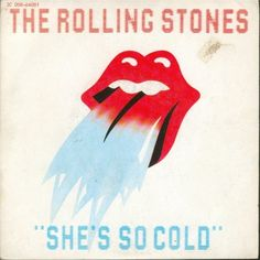 She's so cold / send it to me by The Rolling Stones, SP with oliverthedoor Rolling Stones Logo, Rock And Roll Bands, Rock N Roll, Rock Bands, She's So Cold, Stone Quotes, Stone Uk, Emotional Rescue, Magazine Collage