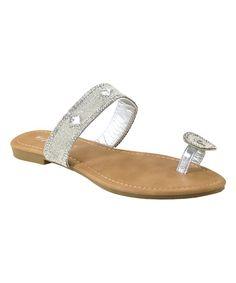 Silver Molita Sandal