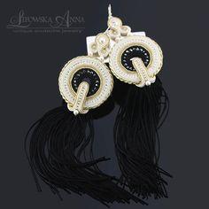 686 Anna Lipowska LiAnna Biżuteria sutasz   soutache  www.lianna.blox.pl Soutache Earrings, Jewellery Earrings, Jewerly, Anna, Magic, Earrings, Jewlery, Bijoux, Schmuck