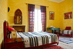 Riad Zahra Essaouira... one room with balcony