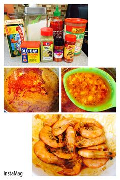 Copycat Hot & Juicy Crawfish Sauce Just Mix all ingredients together cooking in medium heat. Put extra cayenne pepper for more spicy. Crawfish Recipes, Seafood Boil Recipes, Crab Recipes, Seafood Dishes, Sauce Recipes, Cooking Recipes, Hot And Juicy Recipe, Hot And Juicy Crawfish Recipe, Cajun Seafood Boil