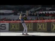 Peter Prevc set New WORLD RECORD ! - 250 meters Vikersund 2015 - YouTube