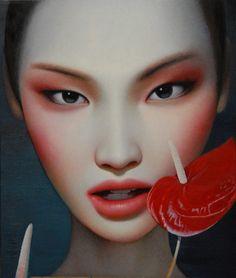 By Zhang Xiangming kaifineart.com