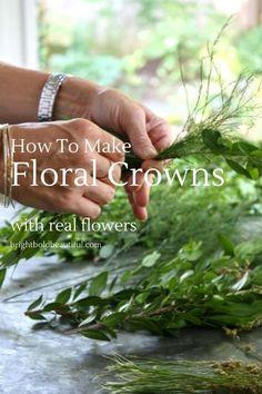 Floral Crowns - 4 Wa