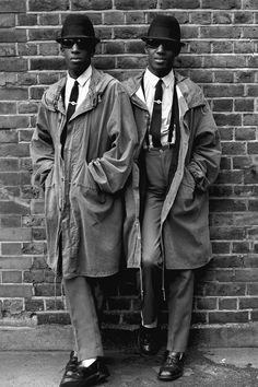 The Islington Twins in London, 1979 Photo 1