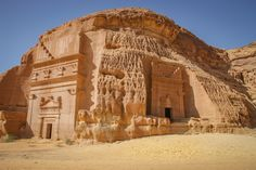 The old nabatean settlement of mada´n saleh