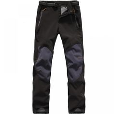 Cheap women hiking pants, Buy Quality hiking pants directly from China outdoor pants Suppliers: Men Women hiking pants outdoor pant softshell fleece warming thermal winter trousers climbing waterproof pant windproof 2017 Hiking Pants, Men Hiking, Hiking Gear, Outdoor Pants, Outdoor Outfit, Climbing Pants, Warm Pants, Men's Pants, Waterproof Pants