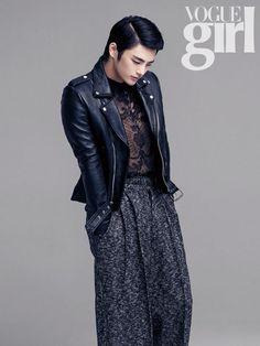 Seo In Kook - Vogue Girl Magazine November Issue '12