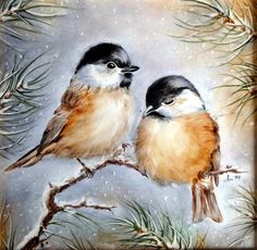 la pittura su ceramica - My CMS Birds Painting, Bird Watercolor Paintings, Art Painting, Painting, Art, Cross Paintings, Bird Drawings, Painting Crafts, Watercolor Bird