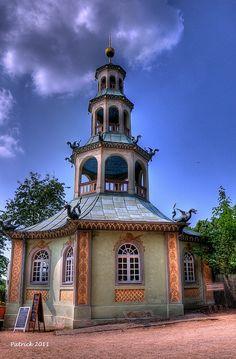 Dragon House - Sanssouci Park (Potsdam) by patmanzzz-against SOPA/PIPA, via Flickr