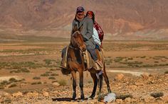 Incontri con famiglia berbera lungo via