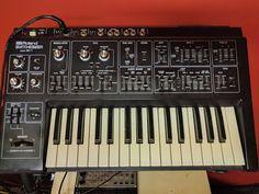MATRIXSYNTH: Roland SH-1 Analog Synthesizer