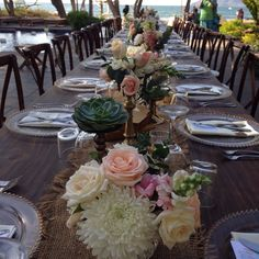 Langosta Beach Club Wedding