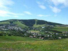 Luftkurort Oberwiesenthal - das ganze Jahr eine Reise wert