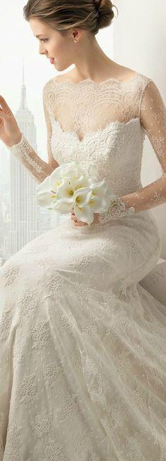 Rosa Clara 2015 Bridal | LBV ♥✤