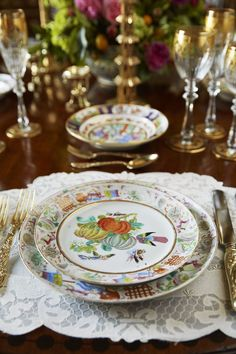 10 unique table setting ideas for your holiday table, holiday party, dinner party